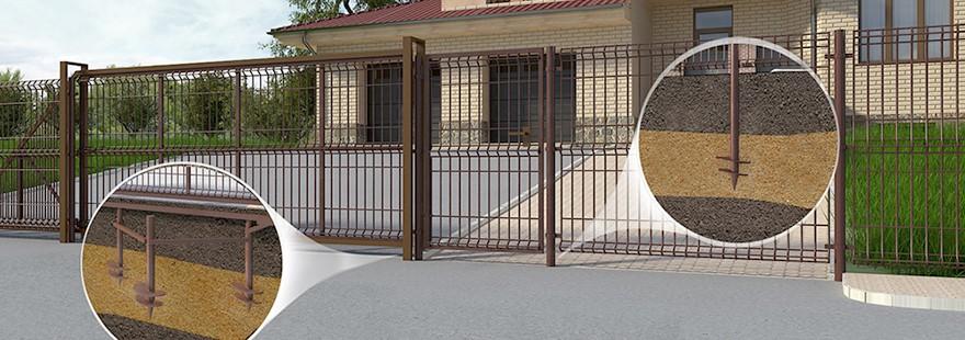 Откатные ворота от 22 260 р.